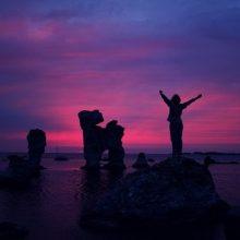 Meer Sonnenuntergang Ayahuasca Erfahrungsberichte