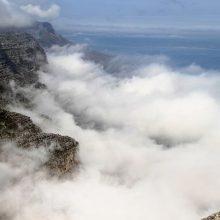 Wolkendecke Berge Himmel Ayahuasca Erfahrungsberichte